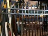 锌钢护栏小区户外铁艺围栏镀锌钢管护栏静电喷涂护栏