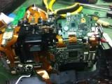 佳能70D提示ERR70 ERR80错误维修不开机维修