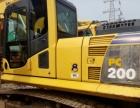 向保山低价出售原装小松200、220、240等二手挖掘机