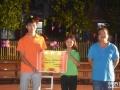 火热夏季唱响青春记创业学校2016年暑期班歌合唱比赛