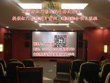红门影院设备价格 3D消防红门影院电影放映设备