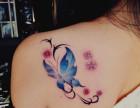 流行的纹身带给大家的惊喜