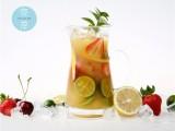 广西加盟茶饮好,彼岸果茶纯净水质