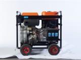 5KW单缸风冷柴油发电机