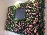 優質植物墻北京仿真植物墻廠家