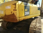 山东PC200二手挖掘机