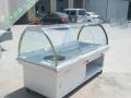 厂家直销全新不锈钢常温柜,加热,制冷超市熟食展示柜