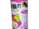 果汁饮料批发  巧妈妈黑加仑味果维芊果粒果汁饮料