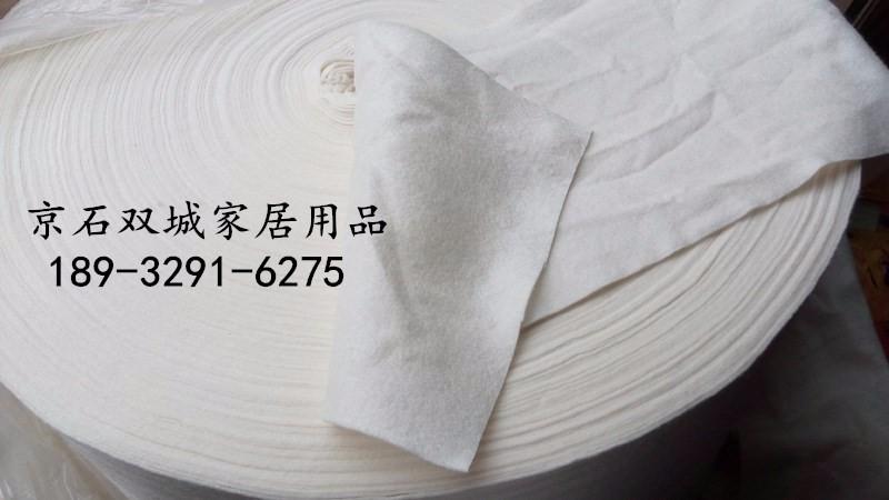 神奇丝瓜抹布 不沾油大卷抹布 白色抹布按米卖 跑江湖日赚千元