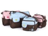 新款妈咪包必备儿童妈妈咪手提包 防水帆布妈咪包套装包