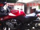 本人低价转让川崎摩托车。保养很好。无事故。九成新。2元