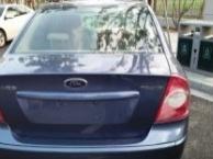 福特福克斯 2006年 1.6L 手动 轿车 祁悦二手车长期收购