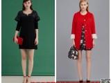 广州芊之美大码女装剪标品牌折扣女装一手货源供应