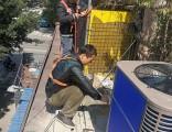 西安空调维修部清洗加氟检修修理联系是多少?