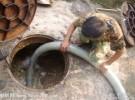 丹东高压清洗污水管道 抽化粪池及下水管道疏通 市政管道