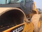 玉溪华宁8成新二手22吨26吨压路机转让