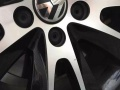 2015款途观原厂轮毂轮胎一套