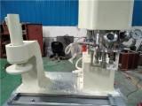 福州实验强力分散机 硅酮胶设备生产厂家 耐候防霉胶生产线