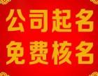 济南公司注册起名核名服务有限公司