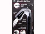 bell howell 可伸缩手电筒 扭曲电筒 带磁性100个一