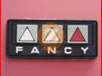 PVC车线商标厂家 多色滴胶车线标 车线服装商标