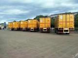 南京上危险品户的气瓶运输车 拉液化石油气运输车