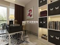 现代混搭室内设计效果图-远景装饰