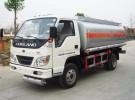 5吨二手江淮加油车多少钱(全国包送)2年3万公里2.6万