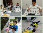 广州南沙少儿书法经典艺术培训