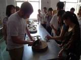 學廚師北京到虎振學校 北京廚師培訓 北京學廚師