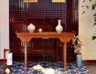 缅甸花梨木家具有收藏价值吗
