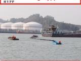 广州南沙华域正规围油栏作业服务专业防污油船码头