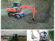 胶轮挖机、二手轮胎挖掘机、二手挖掘机、内蒙古二手挖掘机、...