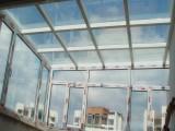 天津专业断桥铝封阳台,阳光房制作