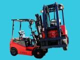 环保防尘电动叉车龙力德两吨2.5吨静音a型带侧移全交流免维护