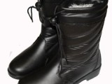 批发爆款外单时尚保暖雨靴加棉雨鞋韩国水鞋毛绒保暖鞋雪地靴女鞋