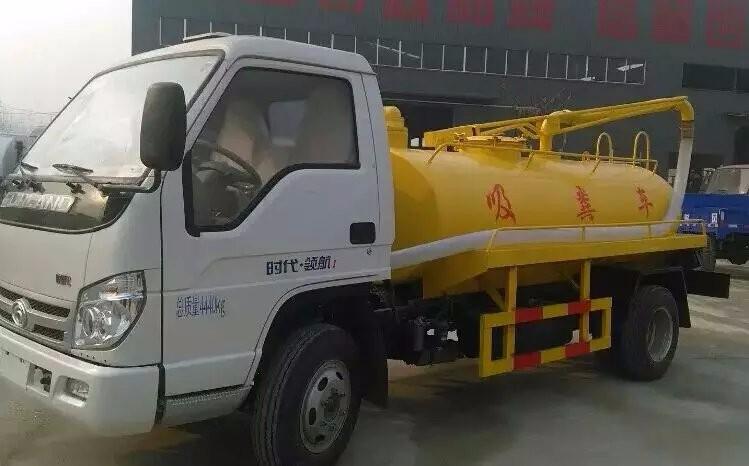 聊城哪里卖5吨二手吸粪车 5吨二手吸粪车厂家指导价