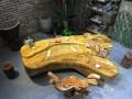非洲实木大板桌根雕茶盘手串原木老板办公会议桌茶桌画案工厂直销
