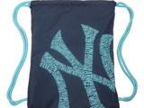 供应外贸拉绳束口袋 抽绳双肩背包 购物袋 小物品袋 便携背包
