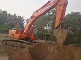 工地停工,二手挖掘机斗山225-9低价出售
