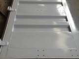 定制集装箱门,对开门,配备齐全的集装箱配件