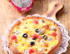 2018郑州豆小磨披萨小吃加盟高利润项目