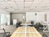 无锡河埒口地铁站写字楼出租-万达广场精装修办公室出租