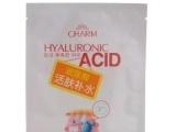 批发面膜热销品韩国正品纤美 玻尿酸活肤补水清透面膜贴 CH633