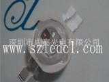 供应3W大功率LED[红光灯珠] RGB灯珠 3w rgb 深圳