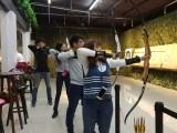 弓源射箭馆射箭,射箭真人CS,少儿射箭课程辅导,团队接待