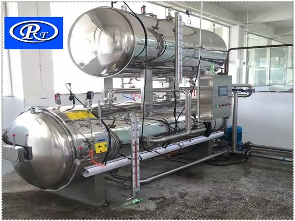 日通机械供鸭蛋杀菌锅,咸鸭蛋蒸煮锅,鸭蛋杀菌设备