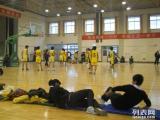 篮球基本功训练 增肌减脂训练