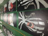 工厂生产:喷绘马赛克,马赛克壁画,来图定制马赛克背景墙