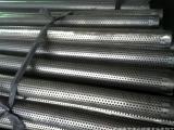 温州福龙 现货供应 不锈钢机筛冲孔钢管